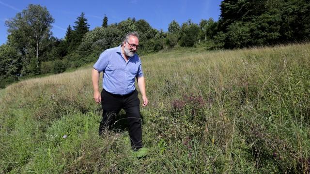 Naturschutz: Jörg Steiner, Leiter der Unteren Naturschutzbehörde des Freisinger Landratsamts.