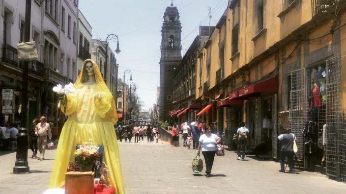 Mexiko, Mexico City