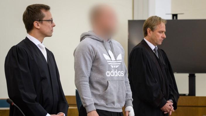 Prozess gegen Mann, der seine Freundin umgebracht haben soll