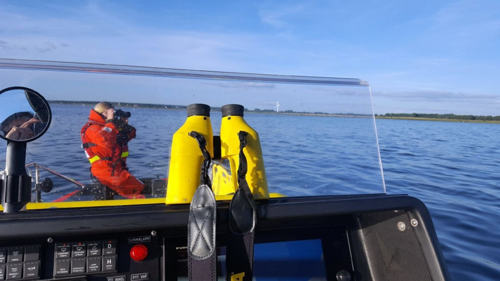 Tod im U-Boot - Suche nach vermisster schwedischer Journalistin