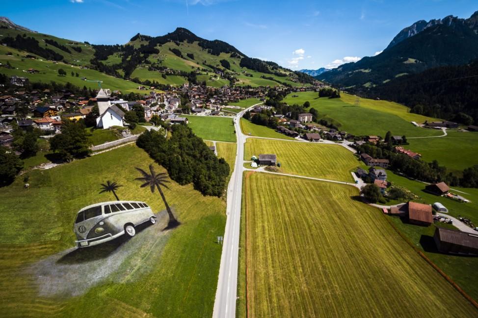 SWITZERLAND LANDART SAYPE