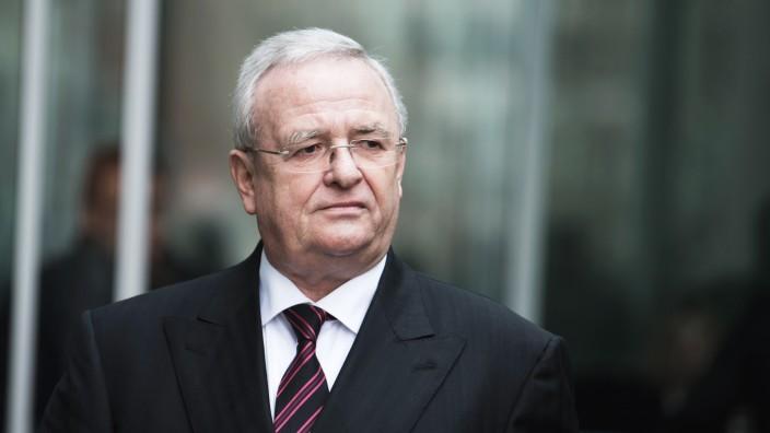 Winterkorn Volkswagen Anklage USA Abgasskandal