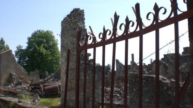 Oradour-Besuch