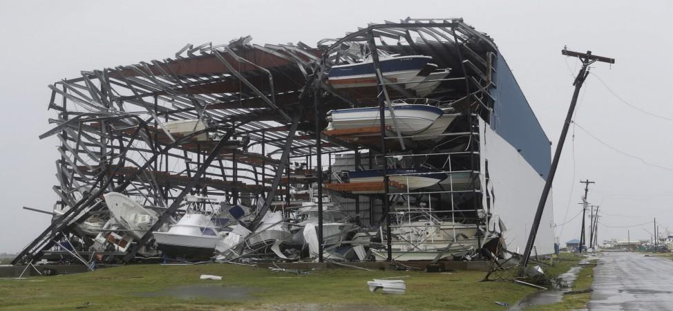 Hurrikan 'Harvey'