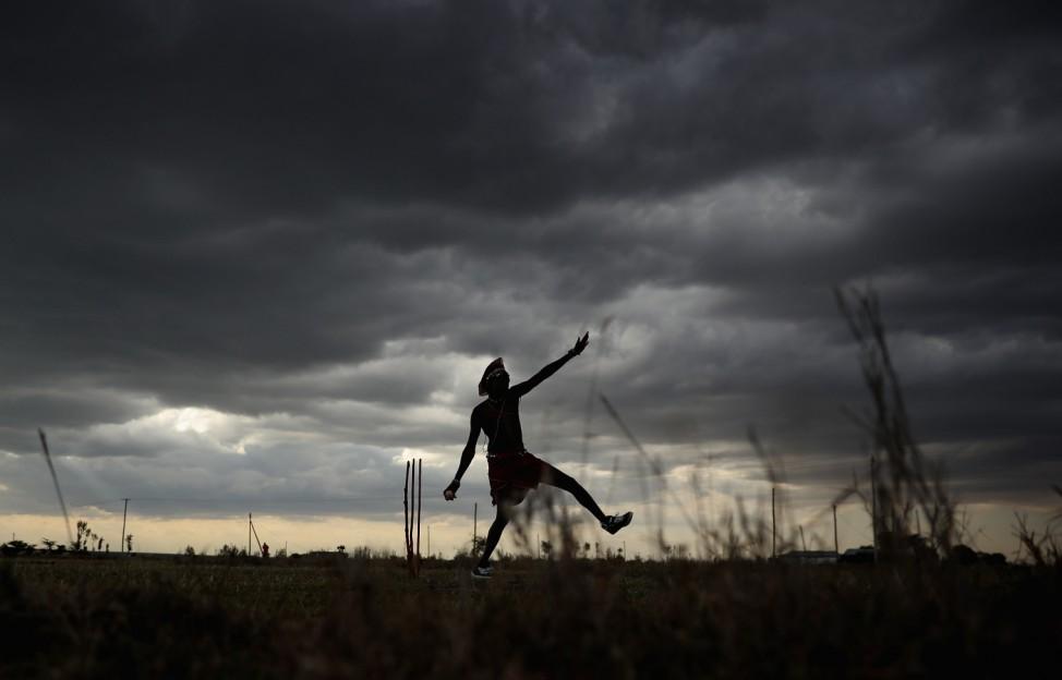 Masaai Cricket Warriors Feature