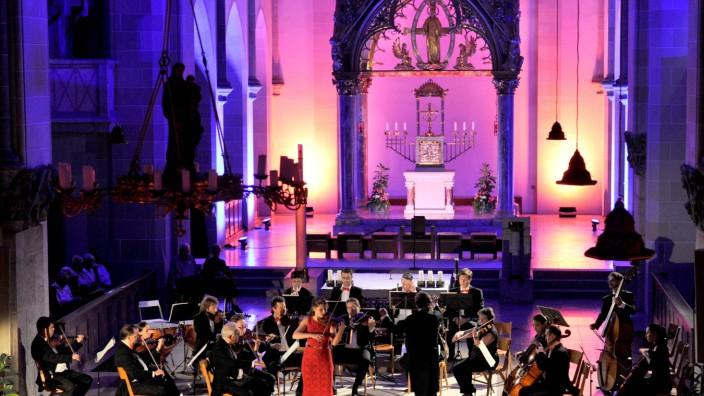 St. Ottilien Ammerseerenade Eröffnungskonzert Kammerphilharmonie St. Petersburg
