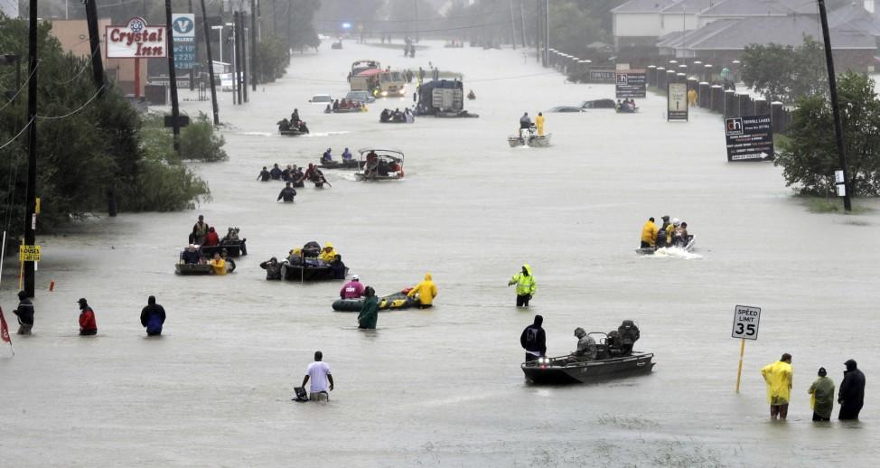 """Hurrikan ´Harvey"""""""