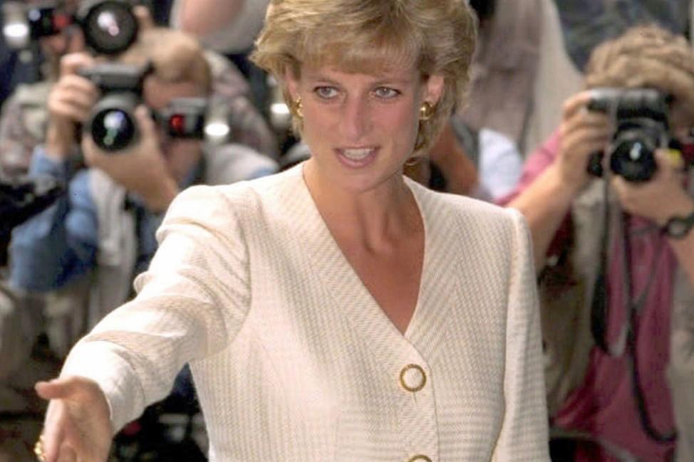 Todestag von Prinzessin Diana