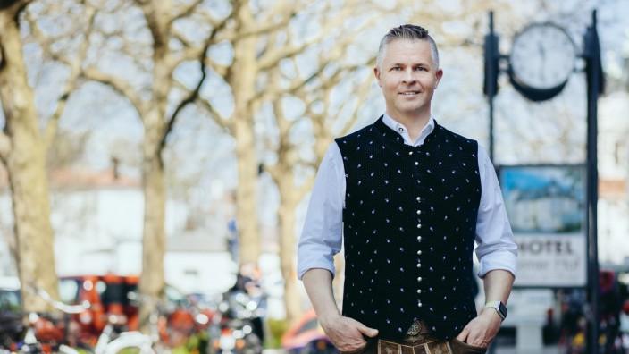 Aids: Maik Schoeneich: Das HI-Virus hat mich geprägt, es hat mich verändert. Es hat die Art verändert, wie ich mein Leben gestalte.
