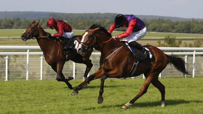 Goodwood Races - August Bank Holiday Meeting - Day Two
