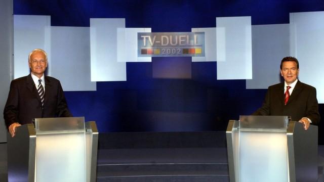 Bundestagswahlkampf im Fernsehen
