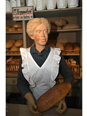 Zehn Dinge über Brot