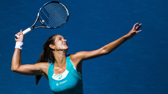 Tennis: WTA-Tour - Toronto