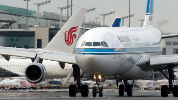 Flughafen Frankfurt/Main - Kuwait Airways