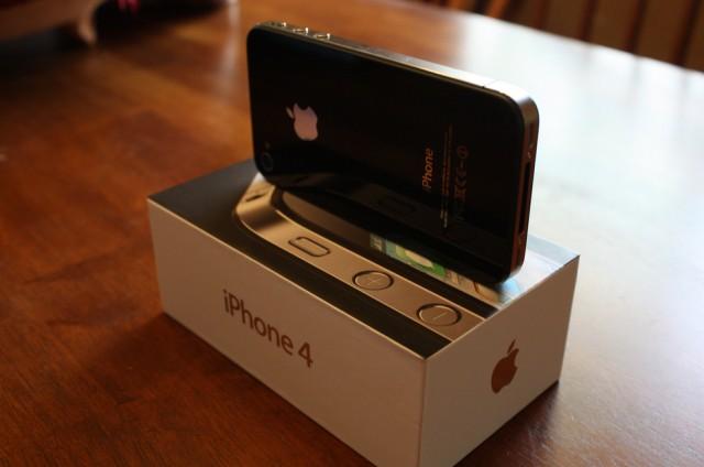 Antennagate iPhone 4