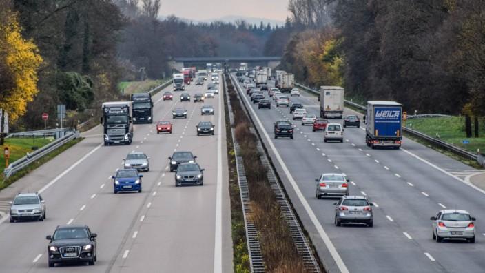 Gute Nachrichten für Autofahrer Auf der Autobahn A5 Bruchsal Karlsruhe Dort ist ab heute 25 11