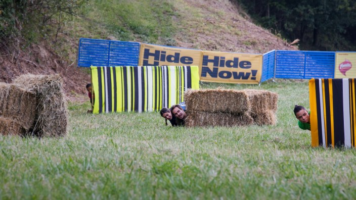 Hide and Seek World Championship/Nascondino World Championship in Consonno 2017  www.nascondinoworldchampionship.com