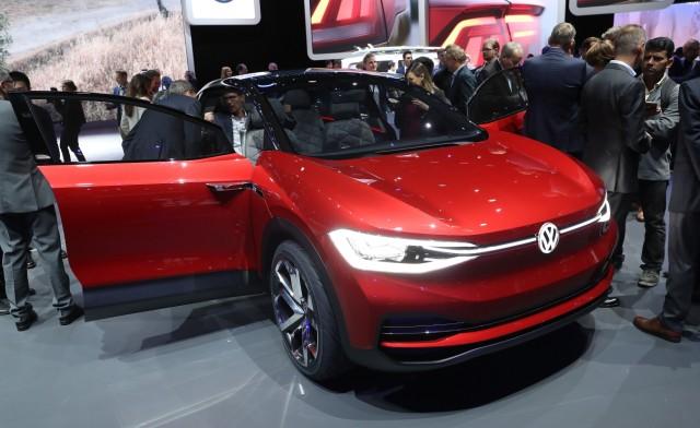 Volkswagen Preview Night At Frankfurt Auto Show