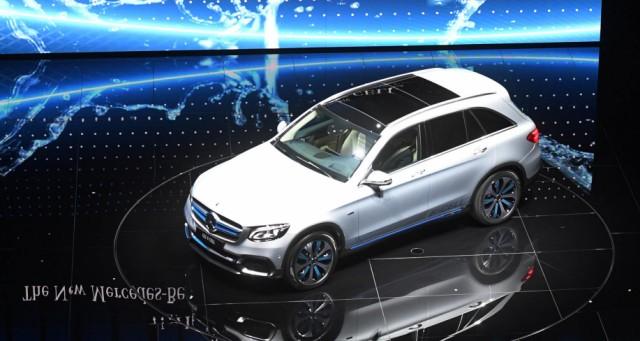 IAA Frankfurt - Mercedes-Benz