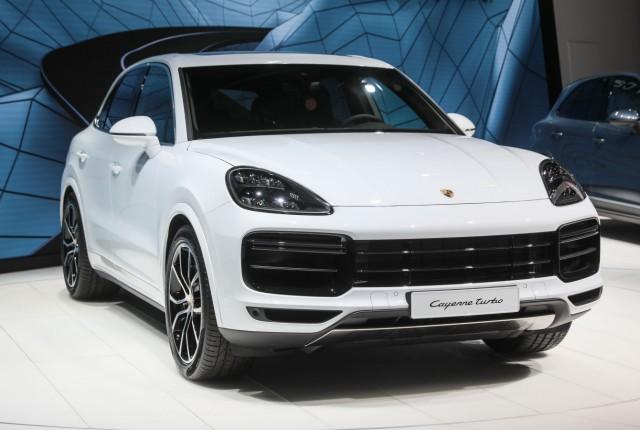 Renner als Geländegänger: Porsche präsentiert den neuen Cayenne