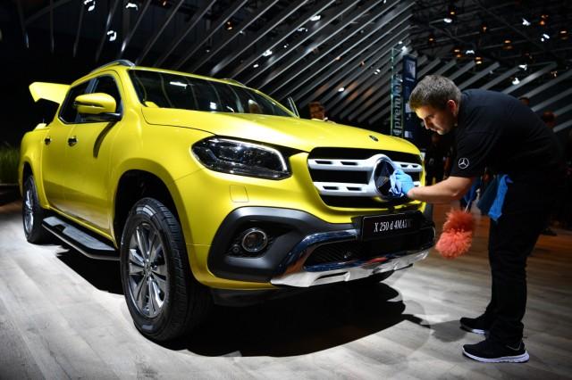 IAA - Mercedes Benz