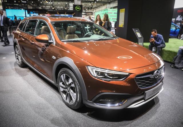 Ein Opel-Kombi fürs Grobe: Der Insignia Country Tourer