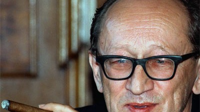 Schriftsteller Heiner Müller zum 80.: Mit Zigarre und Hornbrille blickte er auf die DDR. An diesem Freitag wäre Heiner Müller 80 Jahre alt geworden.