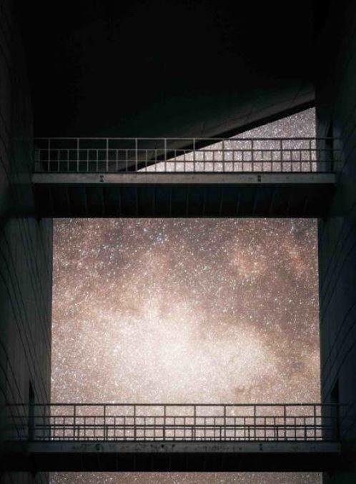 Passage to the Milky Way © Haitong Yu