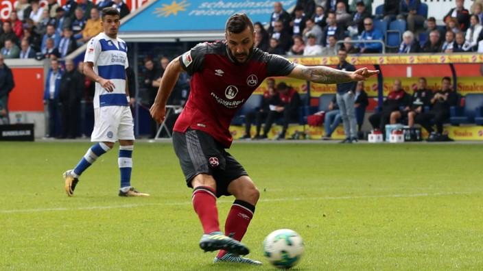 16 09 2017 Fussball Saison 2017 2018 2 Fussball Bundesliga 06 Spieltag MSV Duisburg Z; Nürnberg Ingolstadt Ishak Leitl