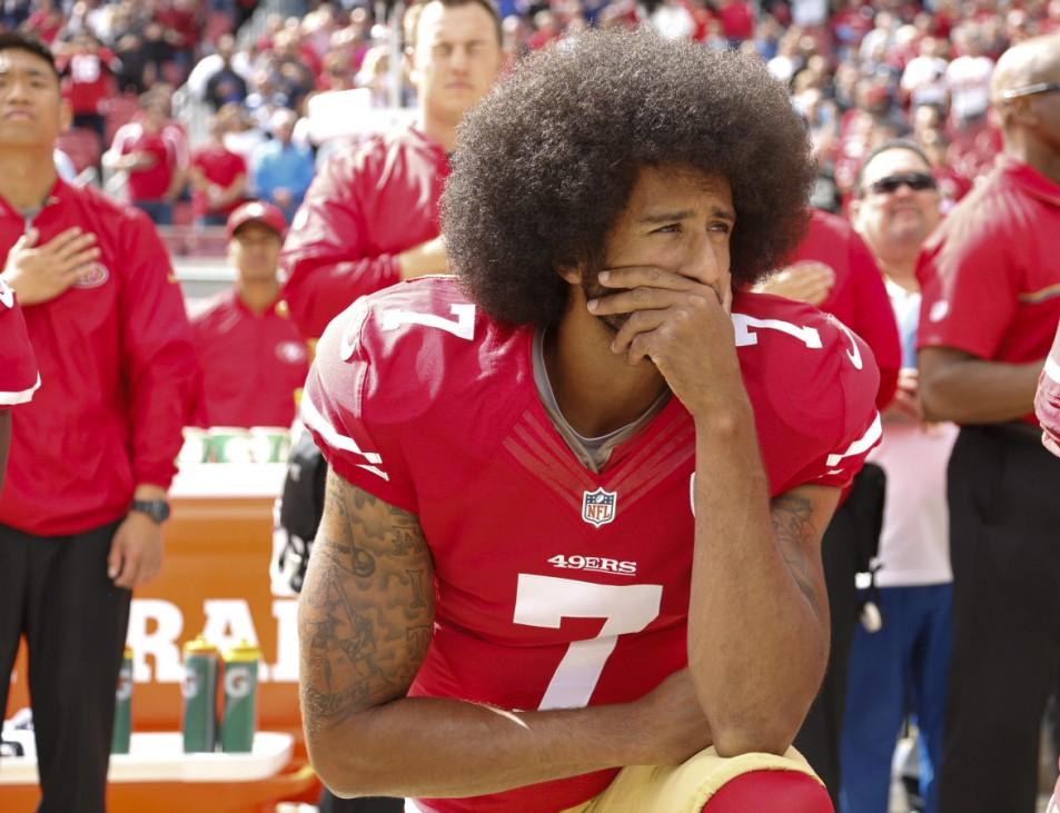 Proteste der US-Athleten