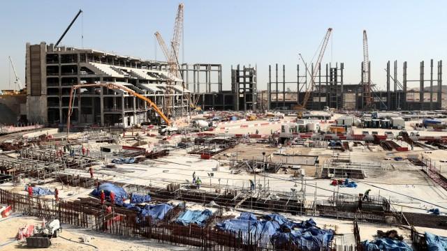 Al Bayt Stadium Tour