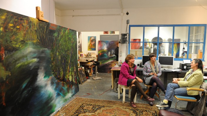 Kunst in Sendling, 2010