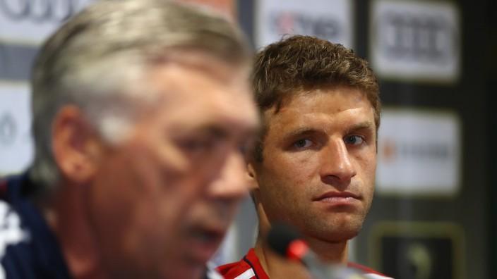 FC Bayern Muenchen Audi Summer Tour - Day 3; Hummels