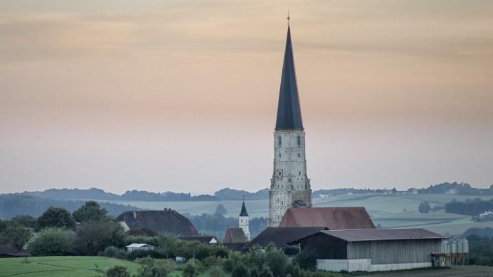 Kirche von Schildthurn, 2017