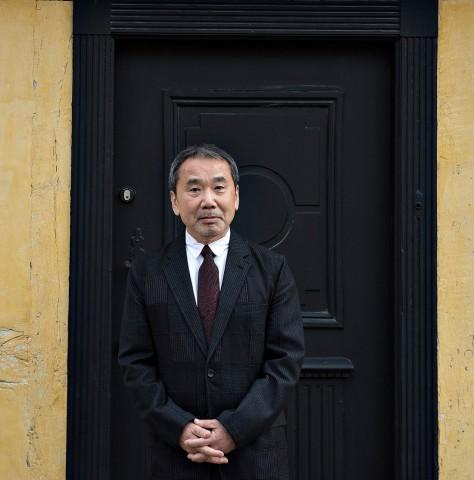 Der japanische Schriftsteller Haruki Murakami 2016 in Odense