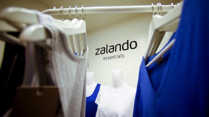 Zalando Online-Händler Preise