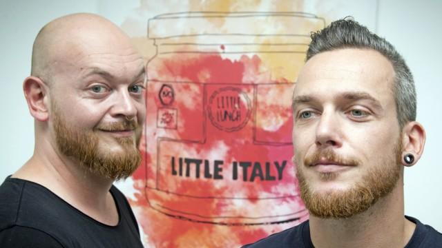 Augsburg: Firmen-Porträt LITTLE LUNCH