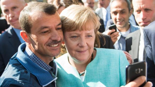 dpa-Story - Porträt Angela Merkel