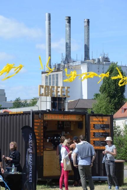 Stadtentwicklung: Das größte Projekt des Unternehmens ist MD, wo im Sommer das White-Paper-Festival gefeiert wurde.