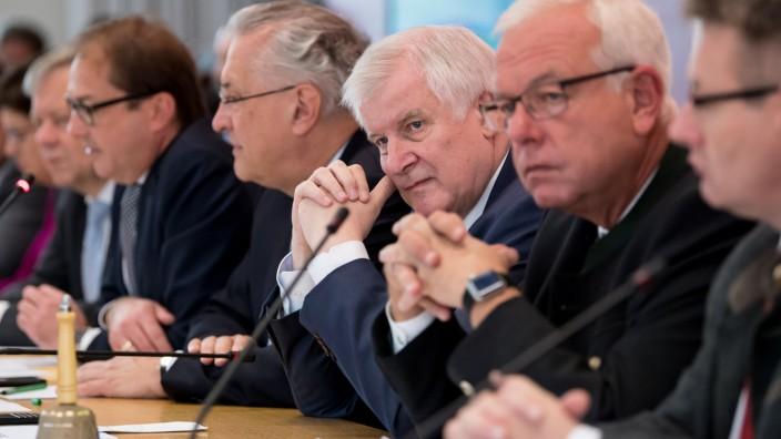 CSU-Fraktionssitzung
