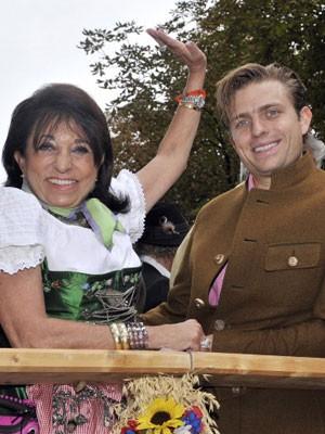 Promis auf dem Oktoberfest 2009