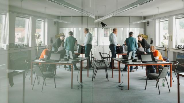 Coworking-Space im Fichtelgebirge