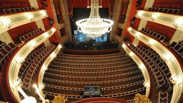 Gärtnerplatztheater in München, 2017