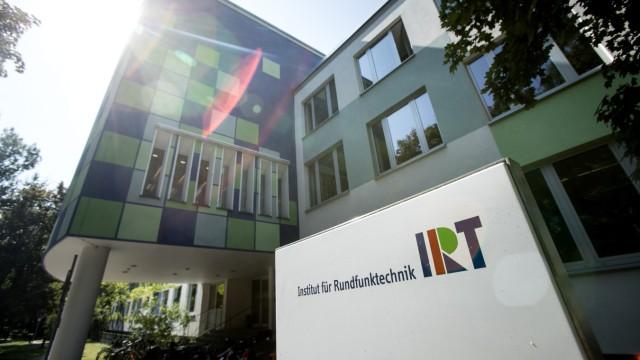 Institut für Rundfunktechnik, Floriansmühlstraße 60, BR-Gelände