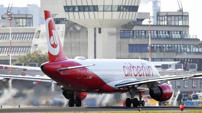 Lufthansa übernimmt Teile von Air Berlin