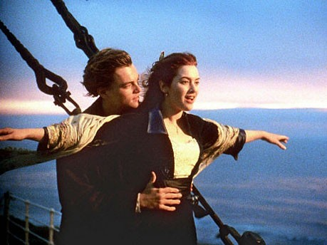 titanic-traumpaar kate winslet und leonardo dicaprio neu vereint
