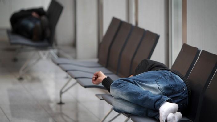 Erneuter Streik der Lufthansa-Piloten