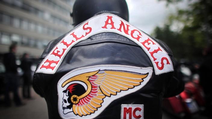 Razzia gegen Hells Angels