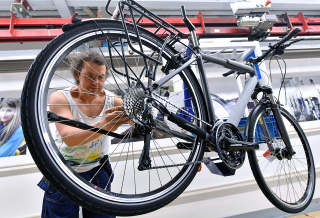 Fahrradhersteller Mifa