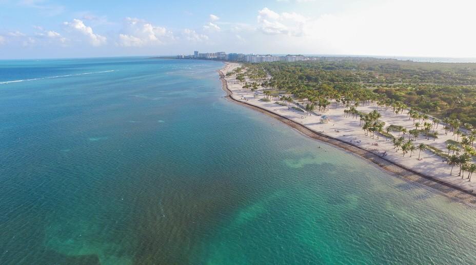 Miami Crandon Park Key Biscayne Florida